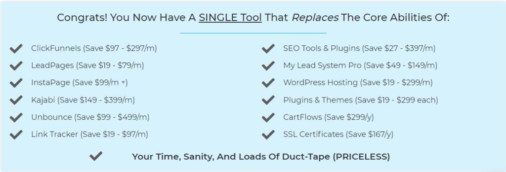 dropfunnels single tool